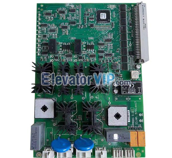 Elevator MBBG 3.QE PCB, ID.NR.57814417