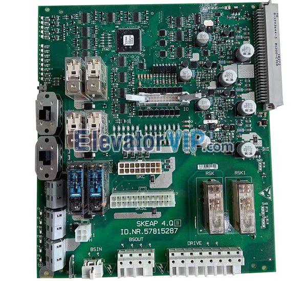 High Speed Elevator Control Board, SKEAP 4.Q, ID.NR.57815287