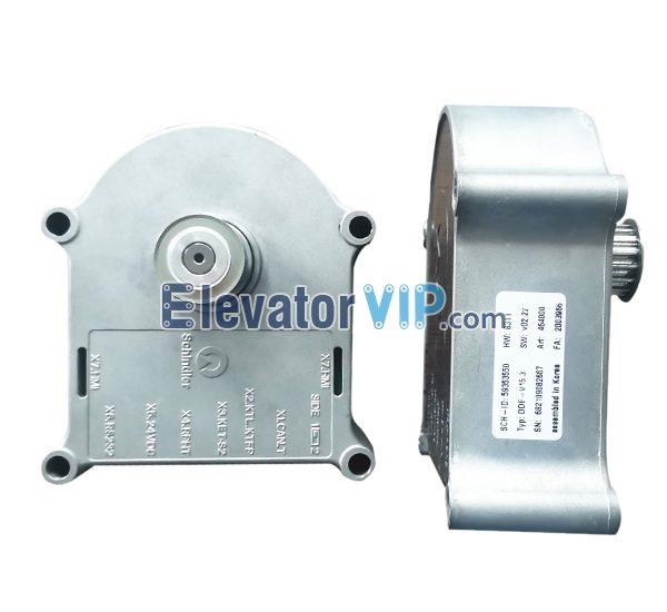 5500 Elevator V15 Door Motor, DDE-V15.3, ID.NR.59353550, 59353550 Door Motor