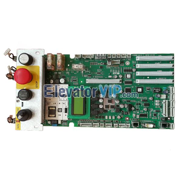 5400 Elevator Control Cabinet Board, ID.NR.594408, ASIXA 34.Q