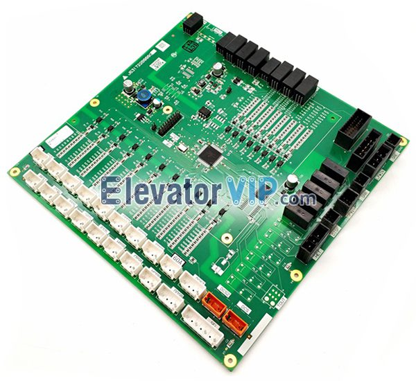 Mitsubishi Escalator K-Type Control Board, J631722B000G01, J631722B000G02, J631722B000G51, J631722B000G52