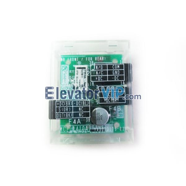 Mitsubishi Elevator Light Curtain Power Supply PCB, KCZ-1410A, YX301D854-01A, P231712B000G01
