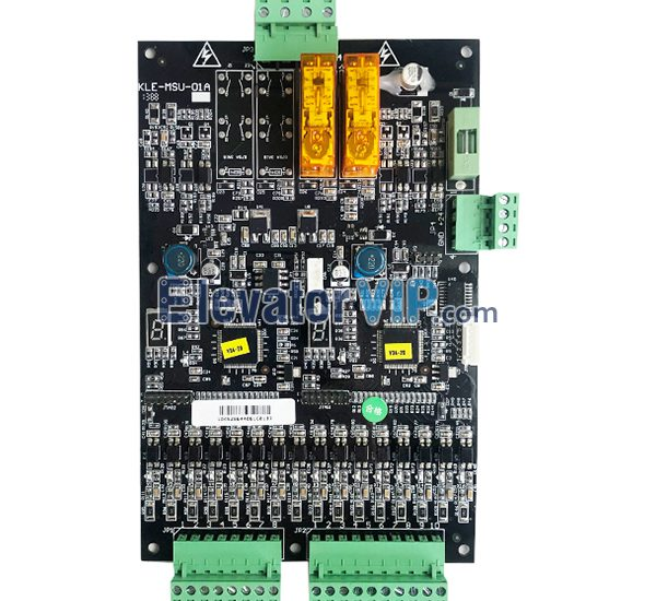 CANNY Escalator Function Board, CANNY Escalator Control PCB, KLE-MSU-01A