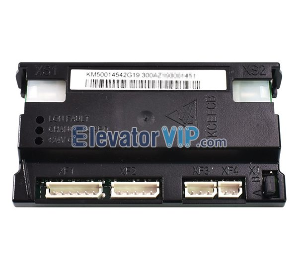 KONE Elevator Remote Expansion Board, KONE Lift Hoistway Communication Board, KCEFCB PCB, KM50014542G19, KM50014542G11, KM50014542G21