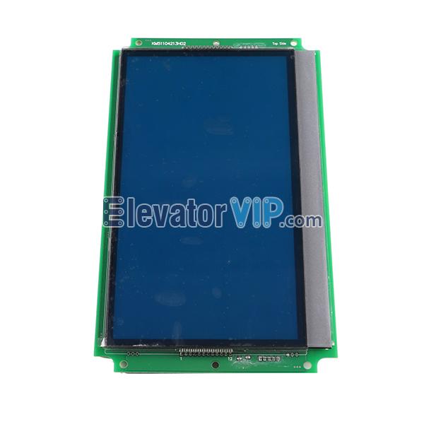 KONE Elevator 9 Inch LCD Display, STNLCD-V-9.0, KM51104213H02, KM51104212G02, KONE Lift LCD Display Supplier