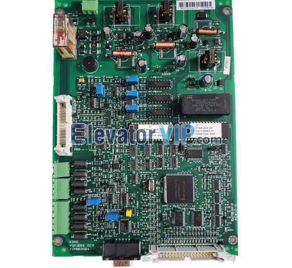 KONE Elevator Drive Control PCB, V3F16ES Board, V3F16 Drive Control Board, KM713900G01, 713903H04