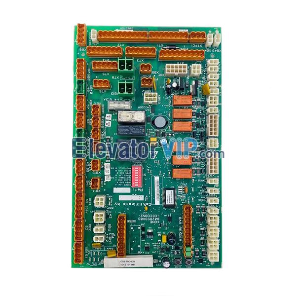 KONE Elevator LCECCBN2 Board, KONE Lift Car Top PCB, KM802890G11, 802893H03, KM51070314G11, 51070315H02