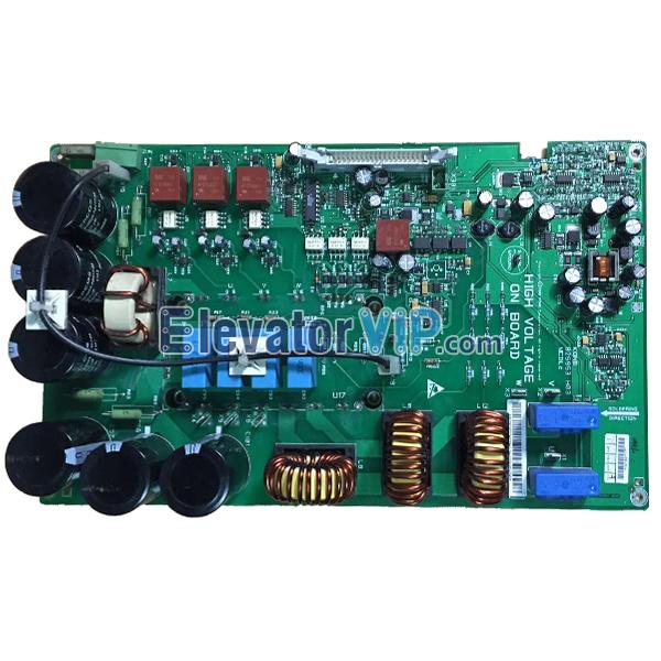KONE Elevator Inverter Drive Board, V3F16L Inverter PCB, KONE MCDL High Voltage Board, KONE A2 Drive Board, KM825950G01, 825953H03, KM870350G01, KM769850G01, BSM50GP120