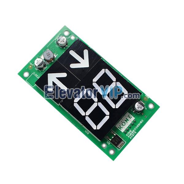 KONE Elevator Landing Operator Panel Display Board, KONE Lift HOP Segment Code Display Board, KM863190G01, 863193H03, KM50017289H02, KM50017289H03, KM50017288G01, KM50017288G11