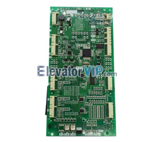 Mitsubishi NEXWAY Elevator COP Indicator, Mitsubishi Lift COP Display Board, Mitsubishi Elevator Cabin Display Supplier, LHD-730A G23, LHD-730A GS10, LHD-730A GS20, LHD-730A G11, LHD-730A G21