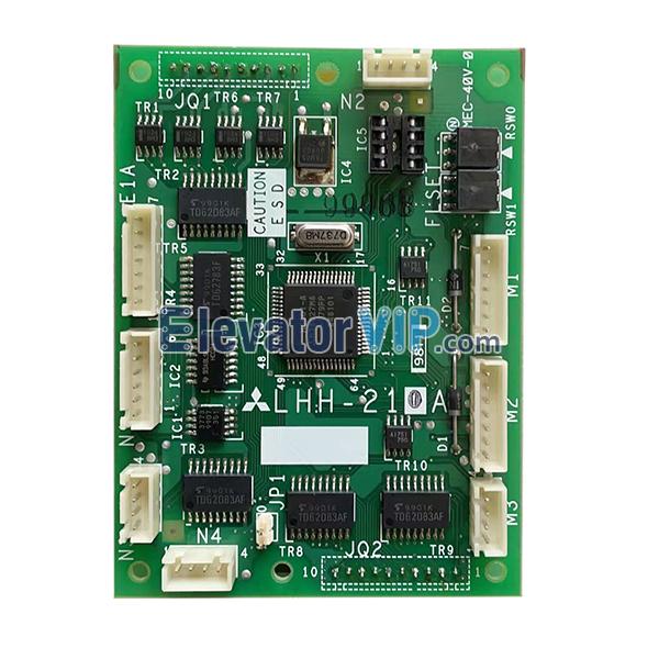 Mitsubishi Elevator COP Display PCB, Mitsubishi Lift COP Indicator, Elevator COP Display Supplier, LHH-210A, LHH-210B, LHA-043AG01, LHA-043AG02
