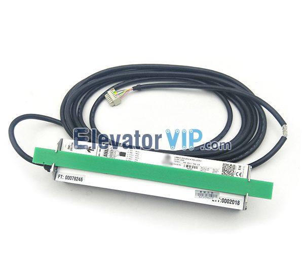 5400 Elevator Hoistway Encoder, 5500 Lift Shaft Sensor, LIMAX-003-05.0-4-SSI-UGXV-59311703, 59311703 Encoder