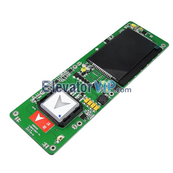 Xizi Otis Elevator Integrated Outbound Display, Otis Elevator HOP Indicator, OTIS Lift LOP Display Board, LMBND430DT-MK-HBP12-BND