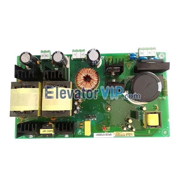 Monarch Elevator Brake Power Supply Board, MCTC-PCB-A2