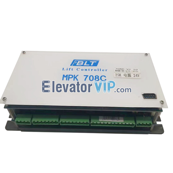 BLT Lift Controller, BLT Elevator Door Motor Controller, MPK 708C, MPK-708C, MPK-708A, MPK-708AC, ARM-708C-5.6