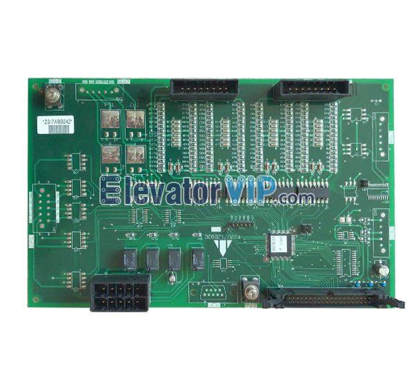Mitsubishi Elevator Fire Extension PCB, P203710B000G04, P203710B000G06, P203710B000G02, P203710B000G01