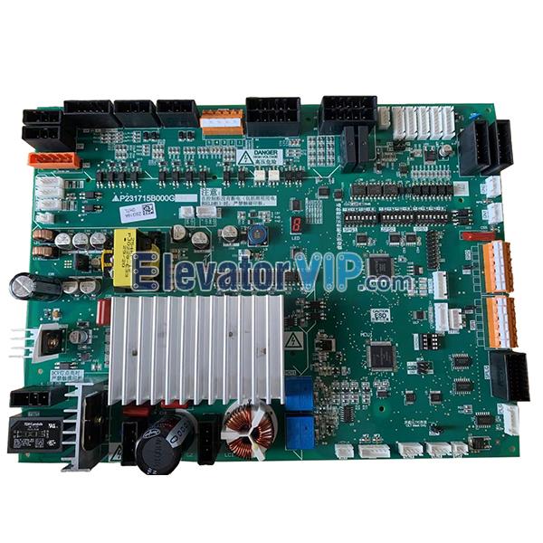 Mitsubishi Elevator Door Board, Mitsubishi Lift Door Motor Control PCB, P203715B000G13, P203715B000G33, P203715B000G53