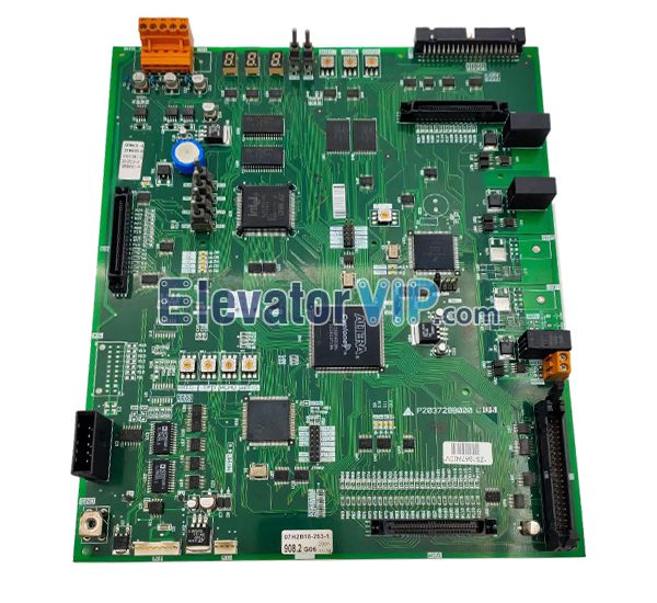 Mitsubishi Elevator P1 Board, P203728B000G06, P203728B000G05, P203728B000G03, P203728B000G01, P203745B000G06