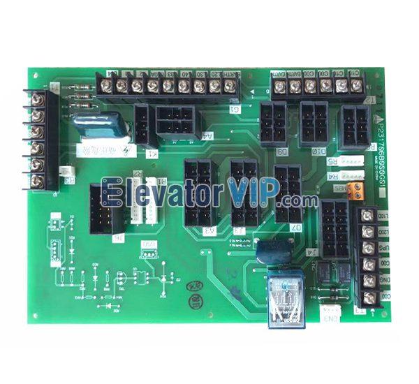 Mitsubishi Elevator Door Motor Wiring Board, Mitsubishi LEHY Lift Car Top Door Interface PCB, P231706B000G01
