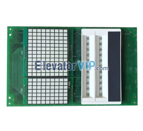 Mitsubishi Elevator Cabin Interior Display Board, Mitsubishi Elevator Card Indicator, P235717B000G14L01, P235717B000G24L01, P235717B000G26L01