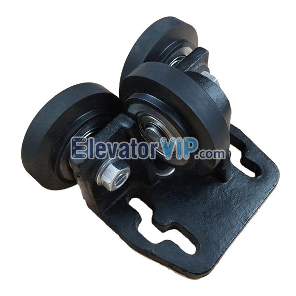 ThyssenKrupp Elevator Roller Guide Shoe, RTK-100, G0730002715, 100*34*6204, 60730002940