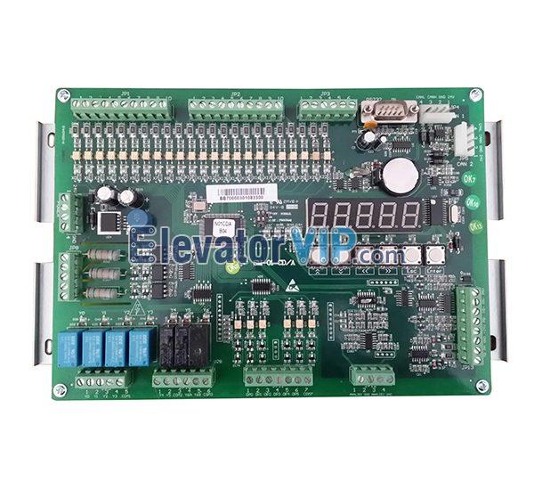 SM-01-F, SM-01-CD/A, SM-01-CDA, F5021 PCB, STEP Elevator Control Board