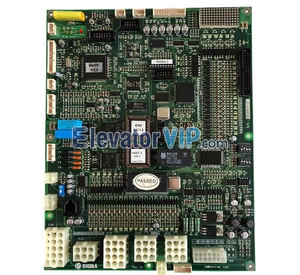 Sigma Elevator PCB, LG Otis Lift Board, SMCB-3000Ci, KMCB-3000ci