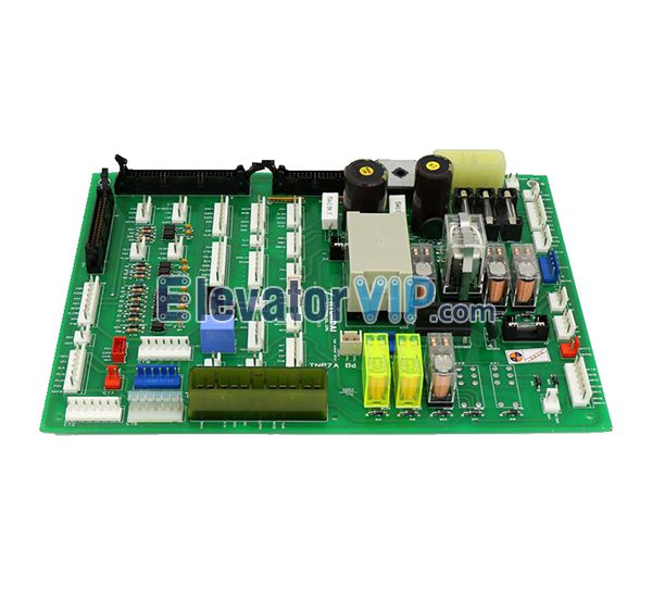 Hyundai Elevator STVF7 Control Cabinet Board, TNP7A Bd