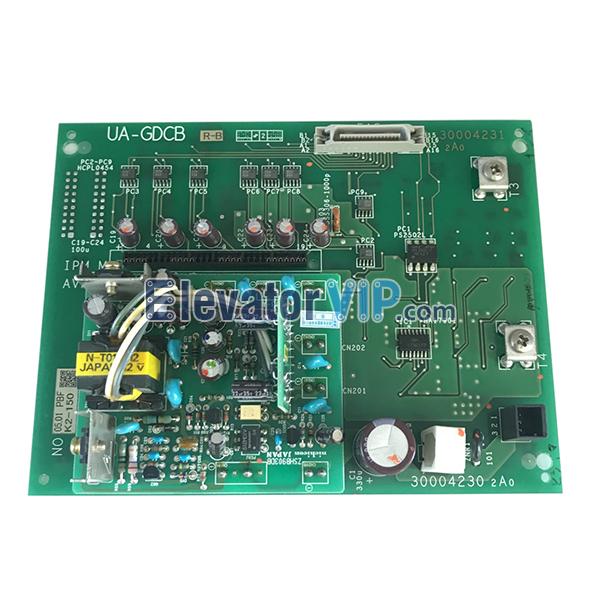 Hitachi Elevator Driver PCB, UA-GDC, UA-GDCB, NPXNPX2