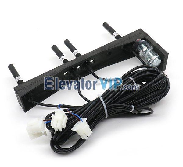 OTIS Elevator Level Sensor, OTIS Elevator Photoelectricity Leveling Switch, Elevator Cigarette Rod Flat Layer Inductor, XAA21751X1, XAA21751X3, HAA21762C2