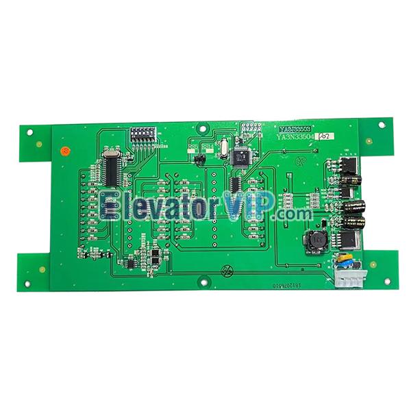 OTIS Elevator Landing Door Display, OTIS Elevator Landing Door Indicator, YA3N33504, YA3J33503