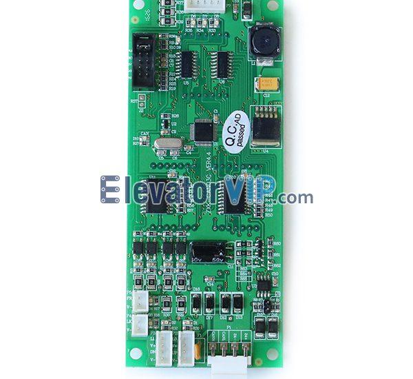 NKET Elevator LOP Display Board, Elevator LOP Display PCB, Elevator LOP Indicator Board, ZXK-CAN03C, WP-CAN03