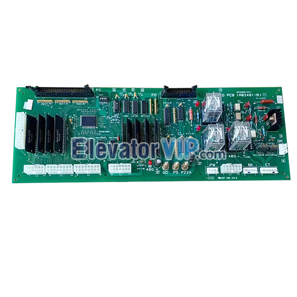 LG-Sigma Elevator PIO Board, OTIS Elevator PIO PCB, 1R02481-B1