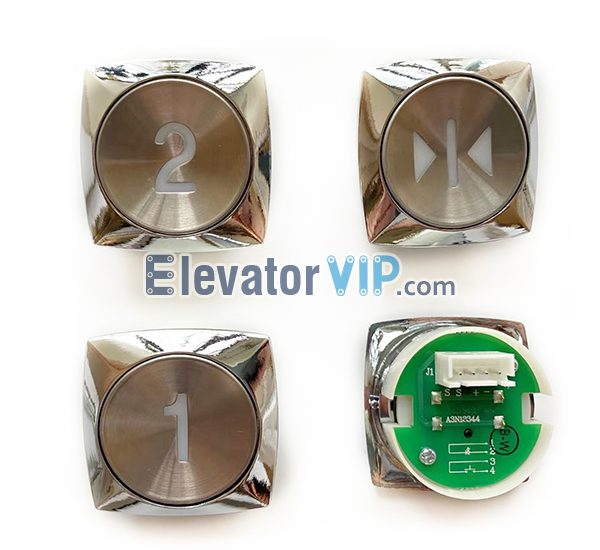 BST Elevator Push Button, A3N13344, A4J13432, Elevator Push Button Supplier