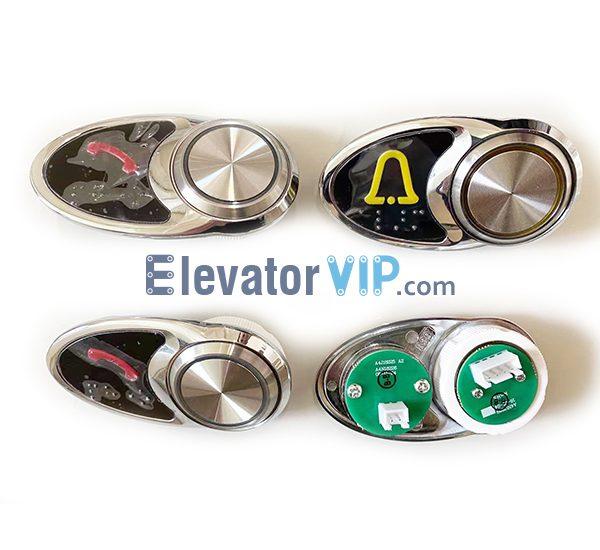BST Elevator Braille Push Button, BST Lift Push Button Supplier, A4J18225, A4N18226, A4J13868, A4N13869
