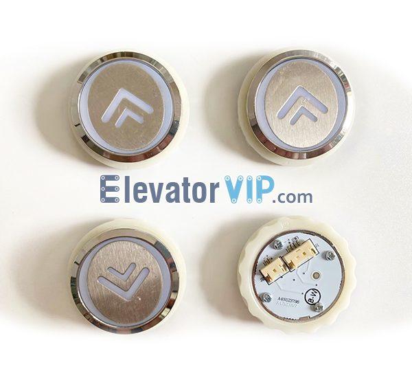 BST Elevator Push Button, A4N123798, A4J123797