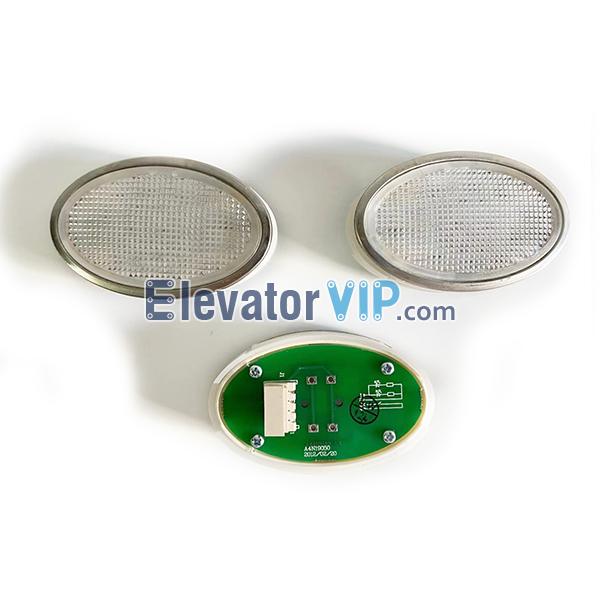 Elevator Emergency Light Push Button, A4N19050, A4J19049