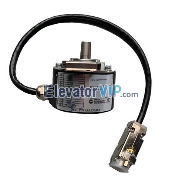 OTIS Elevator Rotary Encoder, Otis Lift Encoder, AAA633AE1, Elevator Rotary Encoder Supplier