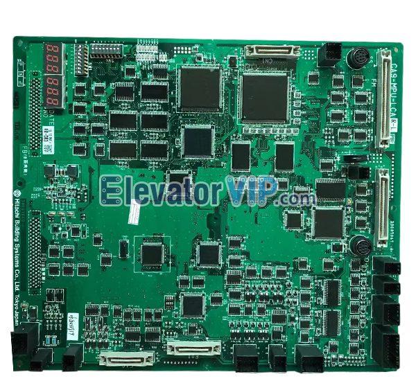 Hitachi MCA Elevator Board, Hitachi Elevator PCB, CA9-MPU-LCA, CA9-MPU