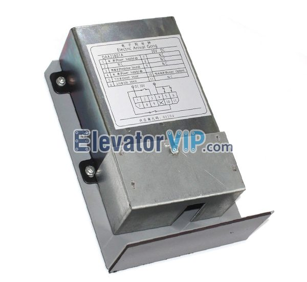 OTIS Elevator Electric Arrival Gong, OTIS Electric Arrival Gong 30VDC, DAA23801A, DAA23801A1