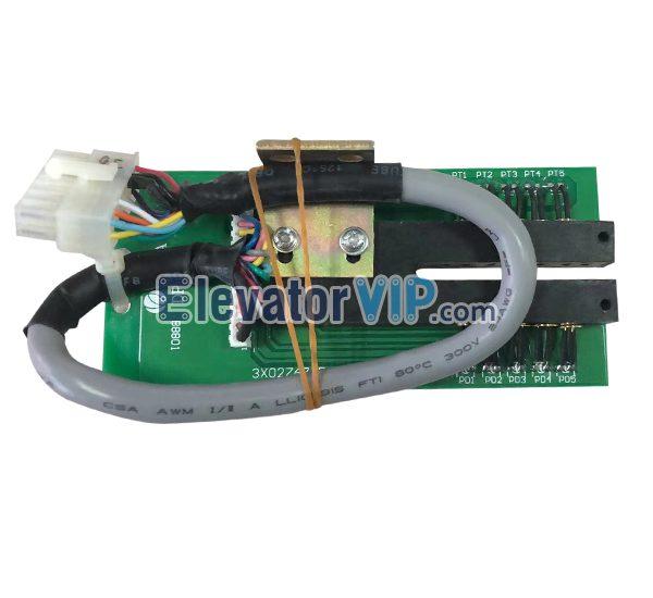 SIGMA Elevator Door Operator Encoder Board, Sigma Door Machine Encoder PCB, 3X02767-B1, DPD-05