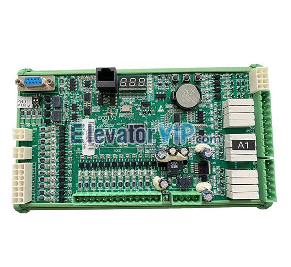 SJEC Escalator Board, SJEC Escalator Control Cabinet PCB, EC01.V1, EC01 Board
