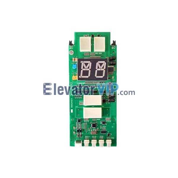 LG SIGMA Elevator LOP Indicator, SIGMA HOP Display Board, EMA610BE, A3N45666