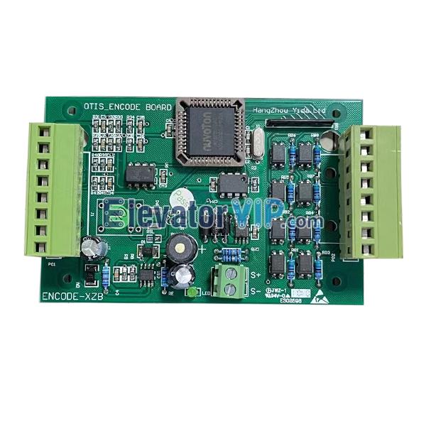 OTIS Elevator Encode PCB, OTIS Elevator Control PCB Supplier, ENCODE-XZB
