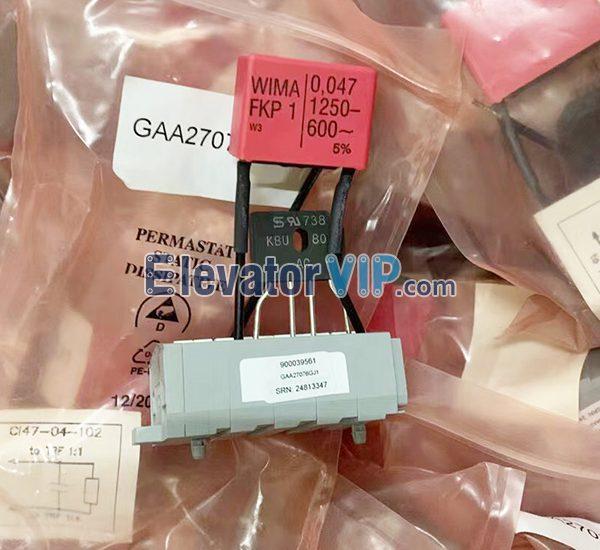 Otis Elevator Rectifier Kit, GAA27076GJ1
