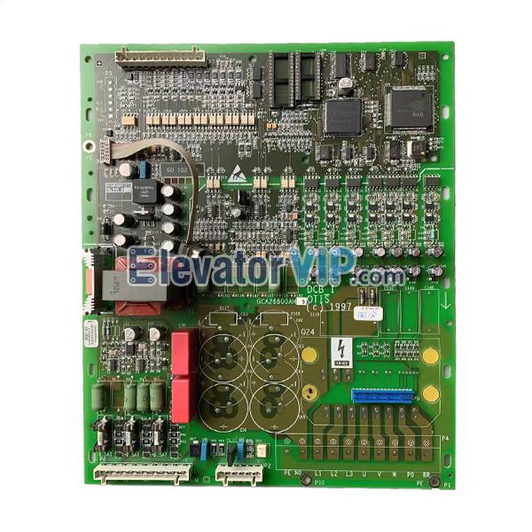 Otis Elevator OVF10 Inverter Board, Otis DCB_I PCB, Otis Lift OVF10 Drive Board, GCA26800AH5
