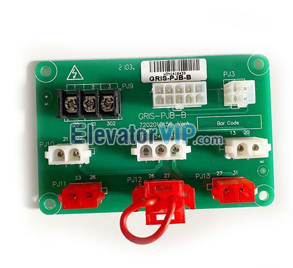 SJEC Elevator Pit Interface PCB, GRIS-PJB-B