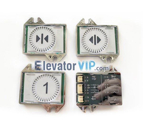 Otis Elevator Touch Push Button, BST Elevator Touch Push Button, HA1500 Sensor Button