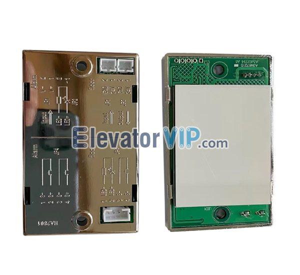 BST Elevator Touch Push Button Board, A3N67215, HA2801