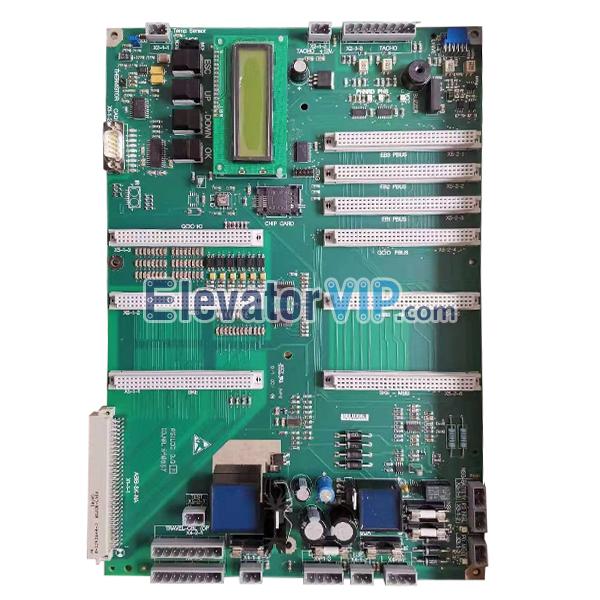300P Elevator Control Cabinet Board, ASILOG 3.Q, ID.NR.590867